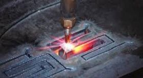 Oxy/Fuel Plate Cutting